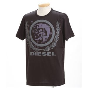 DIESEL(ディーゼル) メンズ Tシャツ【B】T-SOBER CDZZ-00919ブラックL
