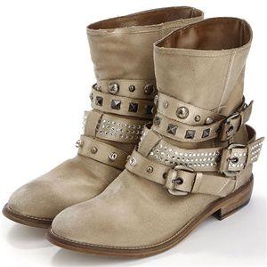 STRATEGIA(ストラテジア) ブーツ Cleo Polvere【35(22cm)】 - 拡大画像