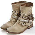 STRATEGIA(ストラテジア) ブーツ Cleo Polvere【35(22cm)】