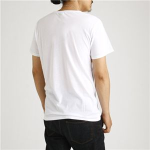 DIESEL(ディーゼル) メンズ プリントTシャツ 【B】BMOWT-OTSK CG5U-00EKWホワイトMの写真3