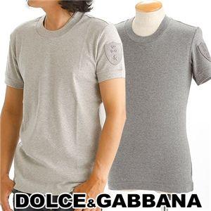 DOLCE&GABBANA(ドルチェ&ガッパーナ) Tシャツ N0634(グレー)50画像5