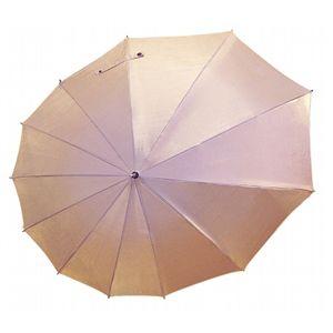 傘 雫 シャインゴールド (雨傘・日傘)