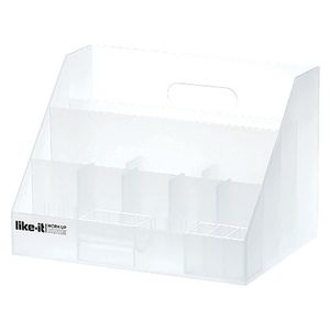 ライフモデュール 卓上整理ボックス A4 【2個セット】
