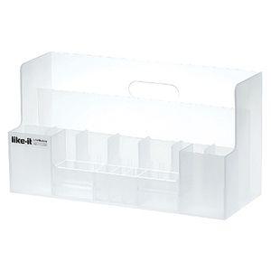 ライフモデュール 卓上整理ボックス A4 ワイド