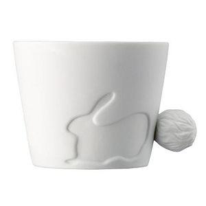 【ギフトにもぴったり!】Mugtail 磁器製マグカップ ウサギ 【2個セット】 - 拡大画像