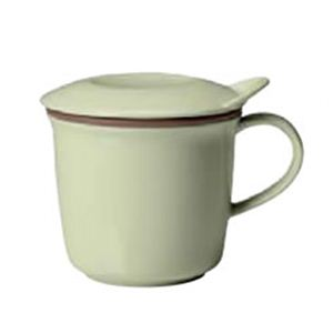 キントー BRIM マグカップ 300ml グリーン - 拡大画像
