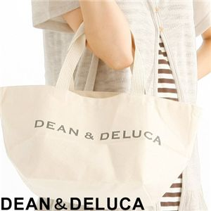 DEAN&DELUCA(ディーン&デルーカ) トートバッグ S 171045 NATURAL