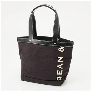 DEAN&DELUCA(ディーン&デルーカ) トートバッグ SMALL 171494 BLACK