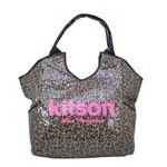 kitson(キットソン) スパンコールショルダーバッグ 4001 4001 LEOPARD