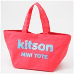 kitson(キットソン) ミニトートバッグ 3537 RED