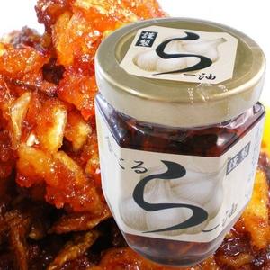 【お歳暮用 のし付き(名入れ不可】大人気!!具だくさん 食べるらー油8個セット
