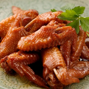 ほろほろとろける コトコト煮込んだ鶏の手羽煮 450g×8
