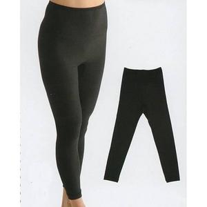 クールビズ 冷感シャツ CoolSpeed(クールスピード) 婦人用 スパッツ Lサイズ ブラック - 拡大画像