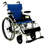 お急ぎの方用1 アルミ軽量車椅子 自走介助式