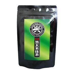 特濃玄米シリーズ 玄米抹茶