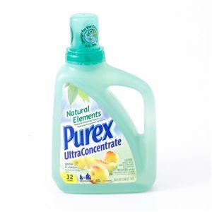 ピューレックス リキッド洗剤 1470ml ナチュラルエレメンツ アップル&メロン 【同種3本セット】