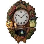 トトロ時計シリーズ メイちゃんの振り子時計
