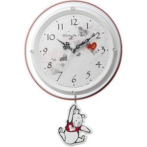 ディズニー時計シリーズ くまのプーさん(振り子時計)