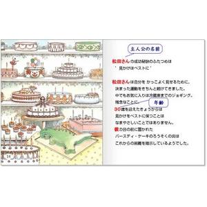 オリジナル絵本(びっくり誕生日:大人向け)