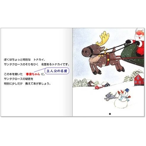 オリジナル絵本(とっておきのプレゼント:大人向け)