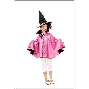 【2010年ハロウイン向け】2カラーマント 子供 ピンク