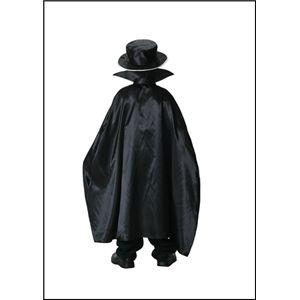 【ハロウイン向け】バードボーイ 黒 120