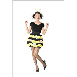 【2010年ハロウイン向け】ミツバチスカートセット Ladies