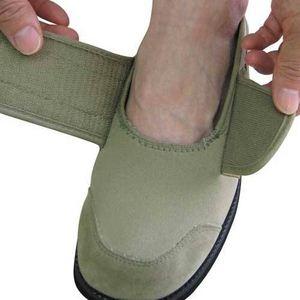 すたこらさんソフト05 両足(モスグリーン) サイズ:26.0~26.5  機能充実 【アスティコ】 f05