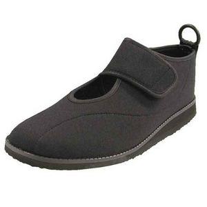 すたこらさんソフト07 両足(ブラック) サイズ:24.0~24.5 機能充実で低価格 【アスティコ】