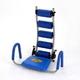 腹筋トレーニング器具 アブロケット ブルー 写真2