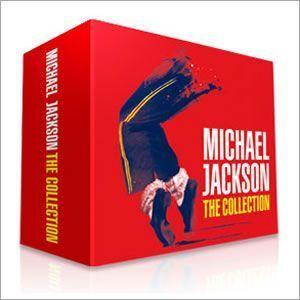 洋楽 オムニバス CDアルバム 『マイケル・ジャクソン「ザ・コレクション」』 (CD5枚組 全65曲) - 拡大画像