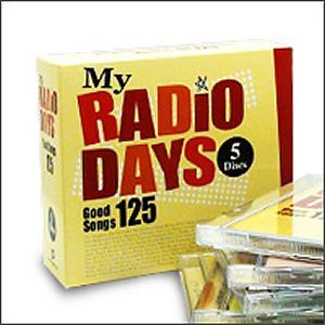 My Radio Days -マイラジオデイズ- CD5枚組