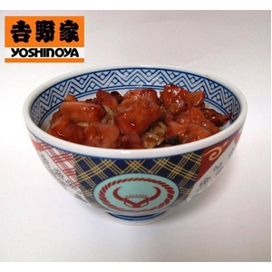 吉野家 焼鶏丼の具15食