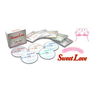 スウィート・ラヴ(Sweet Love) ~ULTIMATE LOVE SONGS~ (CD5枚組)