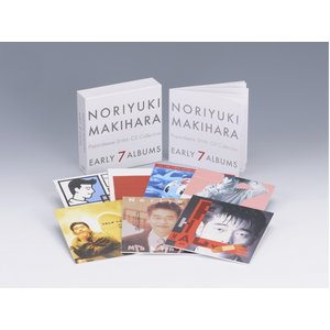槇原敬之 EARLY 7 ALBUMS CD-BOX7枚組の詳細を見る