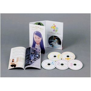 Always Agnes 〜アグネス・チャン・ワーナー・イヤーズ・コレクション 1972-1978〜 CD5枚 - 拡大画像