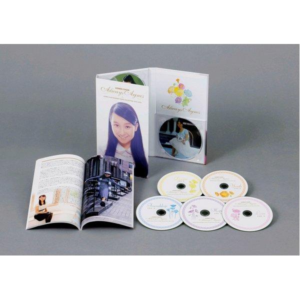 Always Agnes 〜アグネス・チャン・ワーナー・イヤーズ・コレクション 1972-1978〜 CD5枚