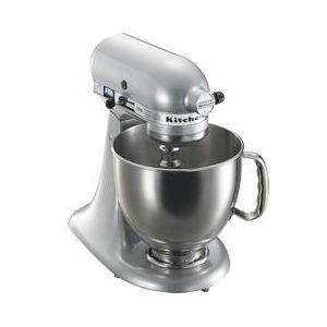KitchenAid(キッチンエイド) キッチンエイド ミキサー KSM150-MCミキサーKSM150メタロッククローム調理器ブランドKitchenAidのミキサー