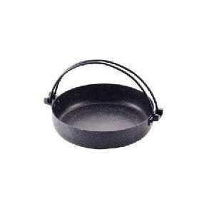 【マーブルNSコーティング】すき焼き鍋26cm MB-403S《デュポン社 テフロンブランドのマーブルNSコーティング》 - 拡大画像