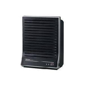 ZOJIRUSHI(象印) 空気清浄機 卓上専用 ブラック PA-ZA06-BA♪プライベートルームに最適なコンパクトタイプ♪ - 拡大画像