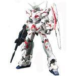 バンダイ ガンプラMG マスターグレード ユニコーンガンダムHD+MSCAGE 1/100スケール