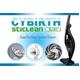 CYBIRTH(サイバース) 2way コードレス サイクロン掃除機 STICLEAN(スティックリン) SJ-01 ブラック - 縮小画像2
