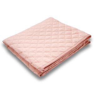 クールレイ(R) パッドシーツ セミダブル ピンク 綿100% 日本製