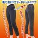 履くだけエクササイズ「スタイルレギンス」 Mサイズ 写真1