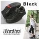 エクササイズウォーキングをサポート ウォーキングシューズ Heeles(ヒーレス) ウォーカー ブラック 22.5cm - 縮小画像1