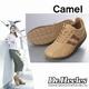 ウォーキングシューズ Dr.Heeles(ドクターヒーレス) カジュアル キャメル 23.5cm - 縮小画像5