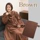 プリティ ブランケット ブラウン - 縮小画像3
