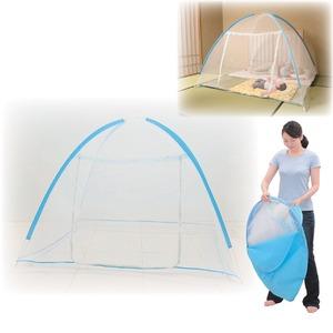 軽涼ワンタッチ蚊帳 レギュラーサイズ - 拡大画像