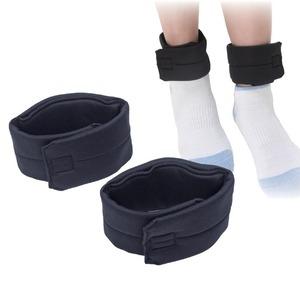 あったか足首バンド 【フリーサイズ/2個組】 ミニカイロポケット付き 洗える (抗菌・防臭加工)