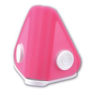 ノーズストレッチ(鼻根筋・鼻筋運動器具) シリコン樹脂 日本製 - 拡大画像